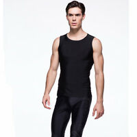 Men Tight Shirt GYM Compression Base Layer Short Sleeve Tee Cycling Jersey C3048