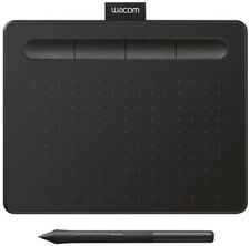 "Wacom Intuos Graphics Drawing Tablet CTL4100 10.5"" Black Digital Board with Pen"