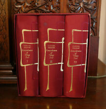 Remembrance Of Things Past by Marcel Proust 1981 Folio Society 1st Edition thus
