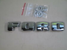 NEW 1948-1950 & 1952 FORD TRUCK GRILLE PANEL LETTERS