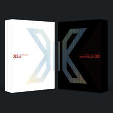 X1 FLY:QUANTUM LEAP 1st Mini Album 2 Ver SET+2Photo Book+2Stand+2Card+2Book Mark
