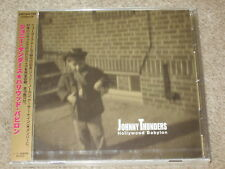JOHNNY THUNDERS - HOLLYWOOD BABYLON - JAPANESE IMPORT + OBI