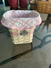 longaberger hope basket with liner