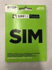 SIM estándar