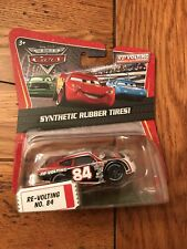 Mattel Disney Pixar Cars RE-VOLTING #84 Car Kmart Exclusive Rubber Tires Kday