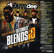 DJ Danny Dee Ultimate Blends 10 (Mix CD) 90s Hip Hop Edition Non Stop Mixtape