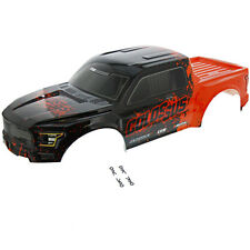 CEN Racing Colossus XT Reeper GST * RED / ORANGE & BLACK BODY SHELL * Cover