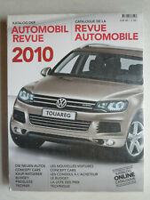 Automobil Revue Katalog 2010 Jahresausgabe