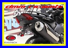 Portatarga EVOTECH Yamaha T-max 530 17 Supporto Luce Targa omologato Tmax 2017