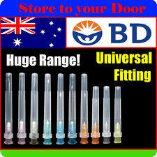 BD Hypodermic Needles 16 18G 19G 21G 22G 23G 25G 26G 27G 30G Syringe Needle Tips