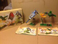 Lego Ideas 21301 Birds - Retired Blue & Green only
