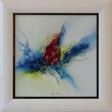 Oil Red Original Art Paintings
