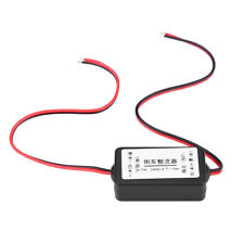 Car 12V Relay Capacitor Filter Rectifiers Rear View Back Up Reversing Camera
