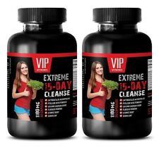 Fat loss diet pills -  EXTREME 15 DAYS  CLEANSE - 2B - flax seed vitamins