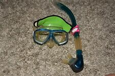 TUSA Tempered Splendive II 2 Diving Mask snorkel Goggles dive swim