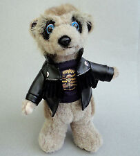 Meerkovo Meerkat Plush Vassily Rocker 10in Ad Promo Compare The Market Insurance