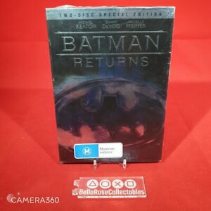 Batman Returns (Special Edition) - DVD - Fast Post Brand New *BRCollectables*