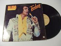 Elvis Presley – Today - Disco Vinile 33 Giri LP Album Stampa ITALIA 1975
