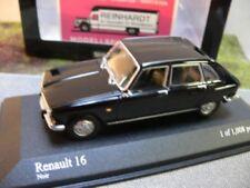 1/43 Minichamps Renault 16 1965 schwarz