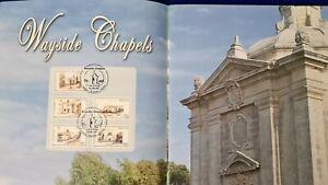 Malta Thematic Album MALTESE COUNTRYSIDE cancelled + SHC's