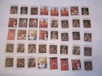 40 CORREO DEL PARAGUAY STAMPS - ALL MINT - FULL SHINY GUM - SEE PICS