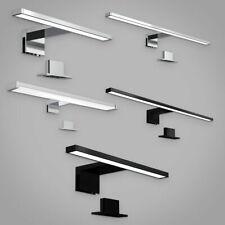 LED Bad Spiegel-Leuchte Badezimmer Beleuchtung Aufbau-Lampe IP44 Schminklicht