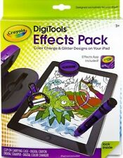 Brand New Crayola Digitools Effects Pack For iPad (Effects App Included) Age 3+