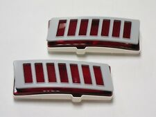 1970 - 1972 Chevelle Rear Side Marker Lamp Light Assembly LH+RH Pair