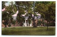 Canyon Inn, McCormick Creek Canyon State Park, Spencer, IN Postcard *6E(3)12