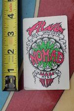 TONY ALVA Skateboards Bill Danforth Nomad Dogtown Vintage Skateboarding STICKER