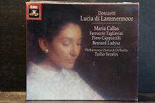 Donizetti - Lucia di Lammermoor / Callas/Serafin    2 CD-Box
