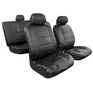 For 2009-2021 Toyota 4Runner Leather Seat Covers Full Set Waterproof Leatherette