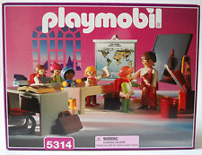 NEW SEALED Playmobil 5314~Victorian School Classroom Mansion 5300 COLLECTOR