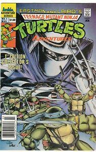 TEENAGE MUTANT NINJA TURTLES ADVENTURES TMNT #1 Shredder Cover VF