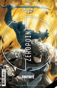 BATMAN FORTNITE ZERO POINT #3 PRESALE 5/18/21