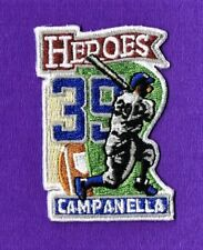 ROY CAMPANELLA HEROES LA DODGERS AUTHENTIC MLB PATCH for players cap