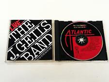 THE J. GEILS BAND BLOW YOUR FACE OUT CD 1993