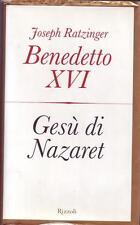 Gesù di Nazaret de Benedetto XVI (Joseph Ratzinger)
