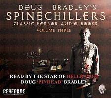 Doug Bradley's Spine Chillers: Volume 3 (Audiobook CD)