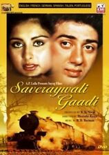 SAVERAYWALI GAADI - SUNNY DEOL - POONAM DHILLOON - BRAND NEW BOLLYWOOD DVD