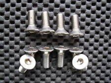 10 BRAKE DISC fixing screws BOLTS M6  LOTUS ELISE VAUXHALL SEAT BMW PACK 10