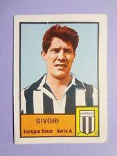 FIGURINA CALCIATORI MIRA STICKERS SIVORI JUVENTUS 1964-65 (NO PANINI) NEW - FIO