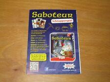 SABOTEUR - SCHNUPPERSPIEL