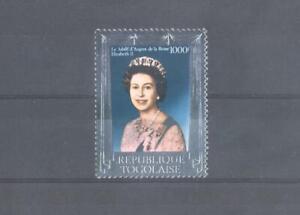 (870173) Royalty, Silver, Togo