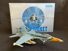 Armour Collection 1:48 Diecast Aircraft Model F18 Hornet US Navy 98017