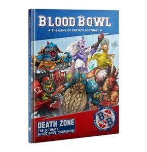 Blood Bowl Deathzone Expansion Rulebook (NEW + SEALED!) Games Workshop