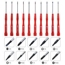 Screwdriver Set Philips Slotted Repair Tool Kit flathead for repair Cross PH000