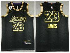 New Los Angeles Lakers LeBron James Statement Edition Swingman Jersey
