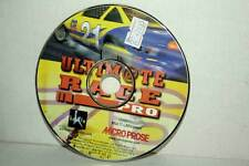 ULTIMATE RACE PRO MICROPROSE GIOCO USATO PC CD ROM VERSIONE ITALIANA GD1 47935