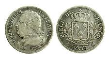 pcc1838_35) Francia LOUIS XVIII - 5 Francs 1814 M  (Toulouse)